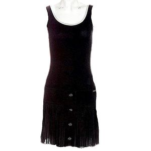 Galliano Mini Dress